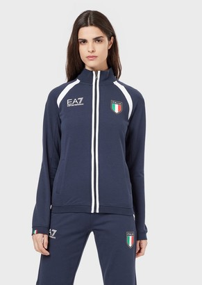 Emporio Armani Ea7 Team Italia Sweatshirt