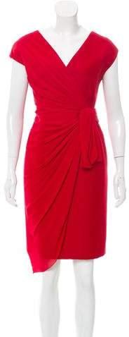 Giambattista Valli Wool & Silk-Blend Sheath Dress w/ Tags