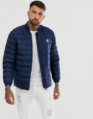 adidas Outdoor Jacket-Navy