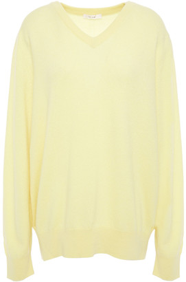 The Row Cashmere-blend Sweater