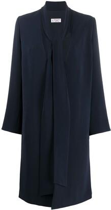 Alberto Biani V-neck robe coat