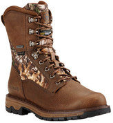 "Ariat Men's Conquest Round Toe 8"" GORE-TEX 400G Logger Boot"