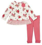 Nannette Toddlers' 2-Piece Legging Set