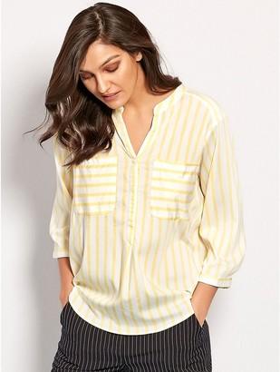 M&Co Vero Moda striped shirt