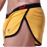 QIYUN.Z Sexy Athletic Gym Trunks Boxes Briefs Shorts Mens Sports Underwear Trunks Short