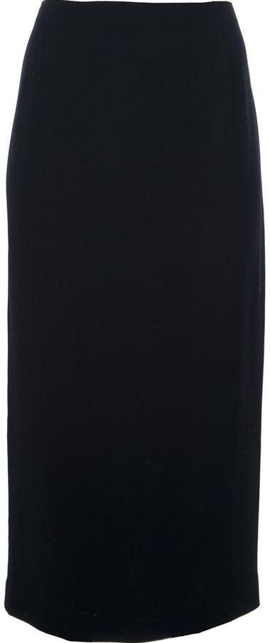 Gianfranco Ferre Vintage long pencil skirt