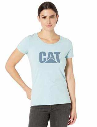 CAT Women's Workwear Women's Logo T-Shirt