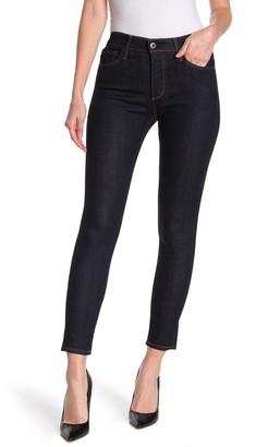 AG Jeans Farrah High Waist Ankle Crop Skinny Jeans