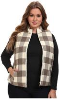 Pendleton Plus Size Double Time Vest