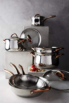 Anthropologie Copper-Handled Cookware Set