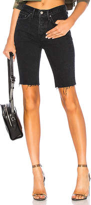 GRLFRND Beverly High Rise Long Biker Short