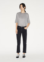 RE/DONE High Rise Ankle Crop Jean