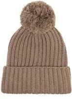 Max Mara Weekend knitted beanie hat