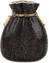 Judith Leiber Crystal Embellished Evening Bag