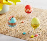 Pottery Barn Kids Bunny Shaped Egg Holders S-3