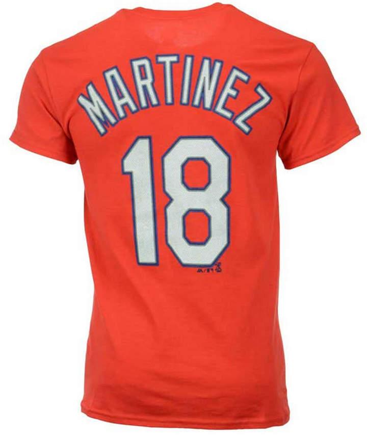Majestic Men Carlos Martinez St. Louis Cardinals Player T-Shirt