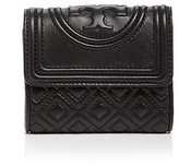 Tory Burch Fleming Mini Flap Bifold Wallet