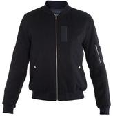 A.P.C. Cotton bomber jacket