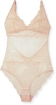Samantha Chang Women's All Lace Bodysuit