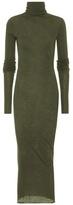 Rick Owens Wool-blend sweater dress