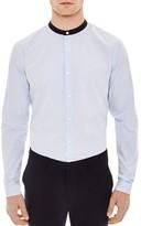 Sandro Symphony Classic Fit Button-Down Shirt