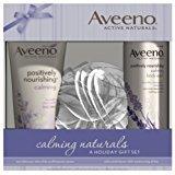 Aveeno Calming Indulgence Gift Pack