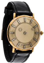 Jaeger-LeCoultre X Vacheron Constantine Mystery Dial Watch