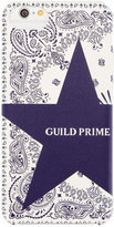 GUILD PRIME patterned star print iPhone cover