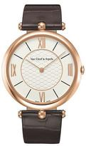 Van Cleef & Arpels Pierre Arpels Pink Gold Watch, 38mm