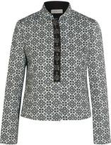 Tory Burch Embellished cotton-blend jacquard jacket