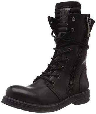 Replay Evy, Women's Unlined biker boots half length, Black (BLACK 3), (36 EU)