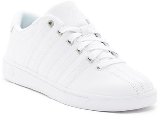 K-Swiss K Swiss Court Pro II CMF Leather Sneaker