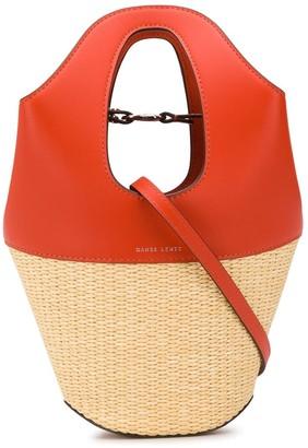 Danse Lente Two-Tone Bucket Bag