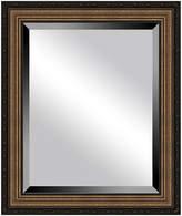 Asstd National Brand Antique Gold Beveled Mirrors