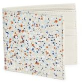 Maison Margiela Paint Splatter Leather Bifold Wallet