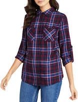 Oasis Check Shirt, Multi