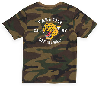 Vans Boys Growler T-Shirt