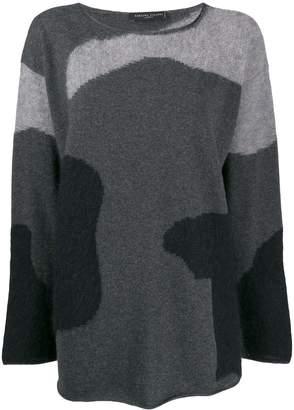 Fabiana Filippi oversized fit sweater
