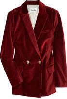 Annette velvet jacket