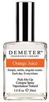 Demeter Happy Care by Orange Juice Cologne Spray 4 oz