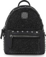 MCM Stark x-mini leather backpack