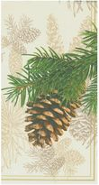 Bed Bath & Beyond Fir Cone 16-Count Paper Guest Towels