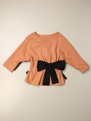 Elisabetta Franchi Sweater With Bow
