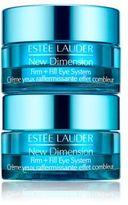 Estee Lauder New Dimension Firm + Fill Eye System/0.34 oz.