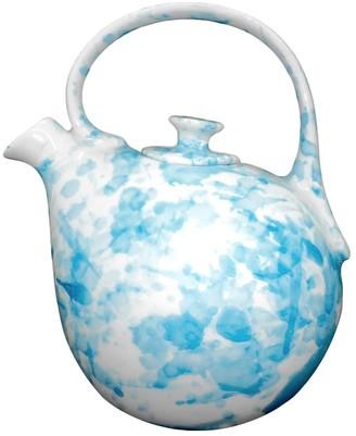 The Mill Ceramics Teapot - Sky Blue   Speckle