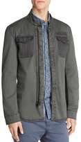 John Varvatos Zip Front Shirt Jacket - 100% Exclusive