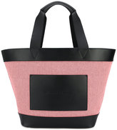 Alexander Wang tote bag - women - Leather/Canvas - One Size