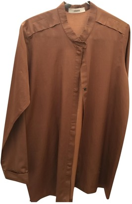 Humanoid Brown Top for Women