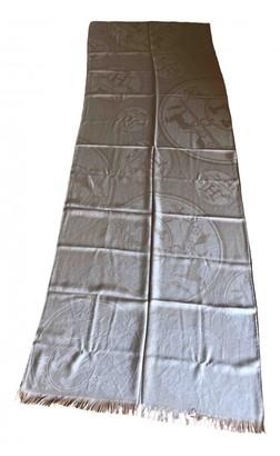 Hermes Camel Cashmere Scarves