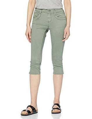Tom Tailor NOS) Women's Alexa Capri Jeanshose Slim Jeans